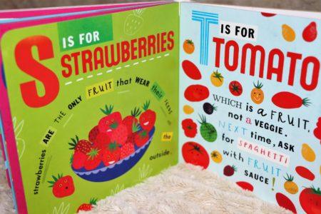 Mrs. Peanuckle's Fruit Book