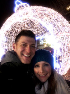 Christmas markets with the hubby!