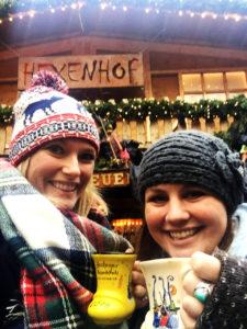 Gluhwein Tammy and Emily