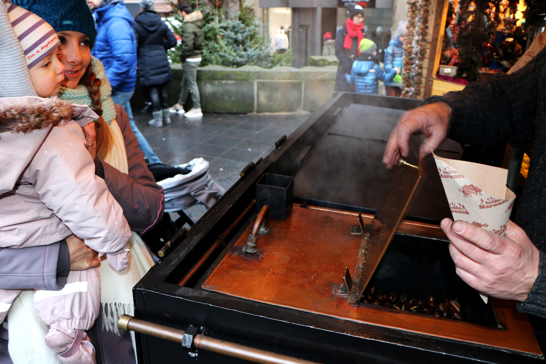 Christmas Market Maronen