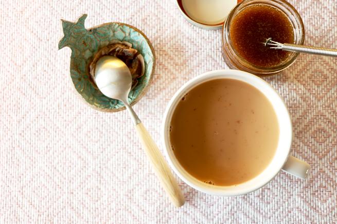 Honey Recipe | Chai Spiced Honey Black Tea